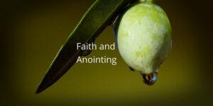 Faith-and-anointing