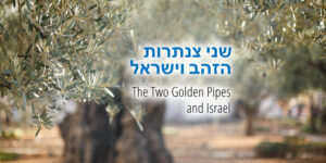 The_Two_Golden_Pipes_and_Israel
