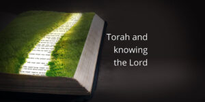 Torah-and-knowing-the-lord